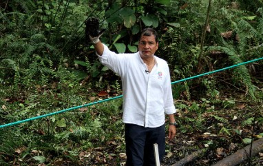 Federal appeals court rules for Chevron in Ecuador pollution case